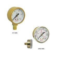 供应优质美国捷锐G15系列减压器用压力表图片