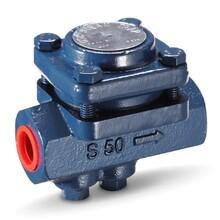 供应优质台湾DSC膜片温差式蒸汽疏水阀S50图片