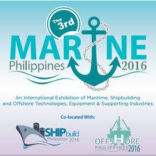 2016菲律宾海事展/海工展/离岸技术展—全球造船中心