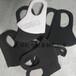 海绵口罩3D立体压边机防尘防雾霾海绵口罩热合成型纹机