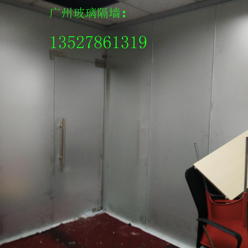 铝合金钢化玻璃门价格图片2