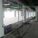 广州钢化玻璃隔断墙隔间安装办公室钢化玻璃门安装价格