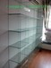 广州玻璃柜定制玻璃门玻璃背景墙玻璃展柜安装