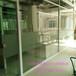 廣州玻璃隔墻安裝辦公室間隔玻璃定制鋼化磨砂玻璃安裝