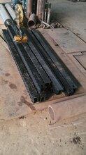 7号型钢27硅锰排型钢矿用金属梁生产用π型钢图片