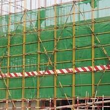 廣西南寧市億建腳手架鋼管架快速架圍擋租賃圖片
