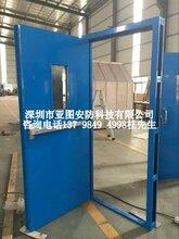 东莞惠州隔音门厂家,电影院隔音门亚图安防制作安装