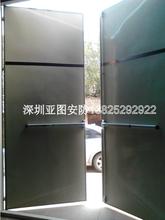 贵阳遵义钢质防火隔音门,电影院机房隔音门厂家亚图销售