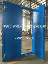 广东湛江化工厂防爆门,广州珠海高档型防爆门厂家出售图片