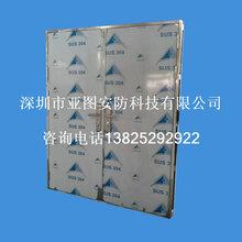 深圳松崗甲級防盜門廠家,鋼制防火防盜門,包安裝圖片