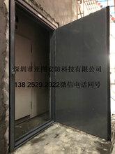 江西南昌防水防潮密闭门,不锈钢室外防水门厂家图片