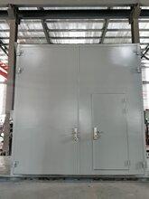 广州顺德不锈钢防火防盗门,学校档案室防盗安全门图片