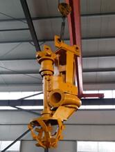 新式挖机液压砂浆泵/渣浆泵-适合无电施工、操作简单图片