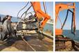 哈尔滨挖掘机液压搅拌吸砂泵/泥砂泵