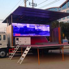 买15平方舞台演出车多少钱一辆24平方LED舞台车多少钱一台?图片