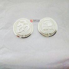 仿银币定制成立周年纪念币回馈客户礼品纪念币深圳纪念币厂家直销特价包邮图片