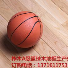 枫木运动木地板厂家体育木地板安装_篮球木地板选购实木运动地板价格图片