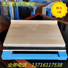 实木运动木地板厂家体育木地板安装_篮球木地板选购图片