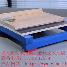 江达县室内篮球体育地板安装,羽毛球实木运动地板图片