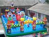 上海地区首选充气蹦床玩具/游乐园儿童气垫床/价格优惠