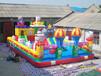 贵州充气城堡批发商,充气玩具sl充气蹦床直销