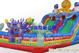 四川绵阳市哪个广场让摆放充气城堡,儿童气垫床