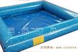 重庆大渡口公园充气钓鱼池0.9mm加厚材料定制