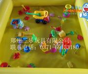 新疆博尔塔拉充气沙滩池超值低价选三乐玩具图片