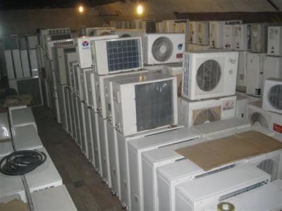 高价回收废旧空调