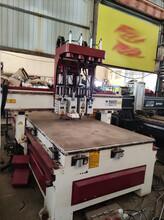 板式家具全屋定制pp環氧板1325木工數控開料機四工序切割機雕刻機圖片