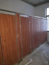 尚志市美凱抗倍特板衛生間隔斷學校洗手間隔斷制作安裝圖片