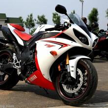 雅马哈YZF-R1摩托车跑车街车