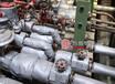 廣州巨輪硫化機上熱板節能隔熱被,硫化機保溫衣,硫化機隔熱套