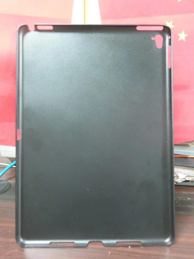 苹果ipadair3平板电脑保护壳9.7寸单底磨砂pc素材