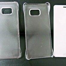 三星Note7官方四角包贴皮素材Note7手机壳插卡素材图片