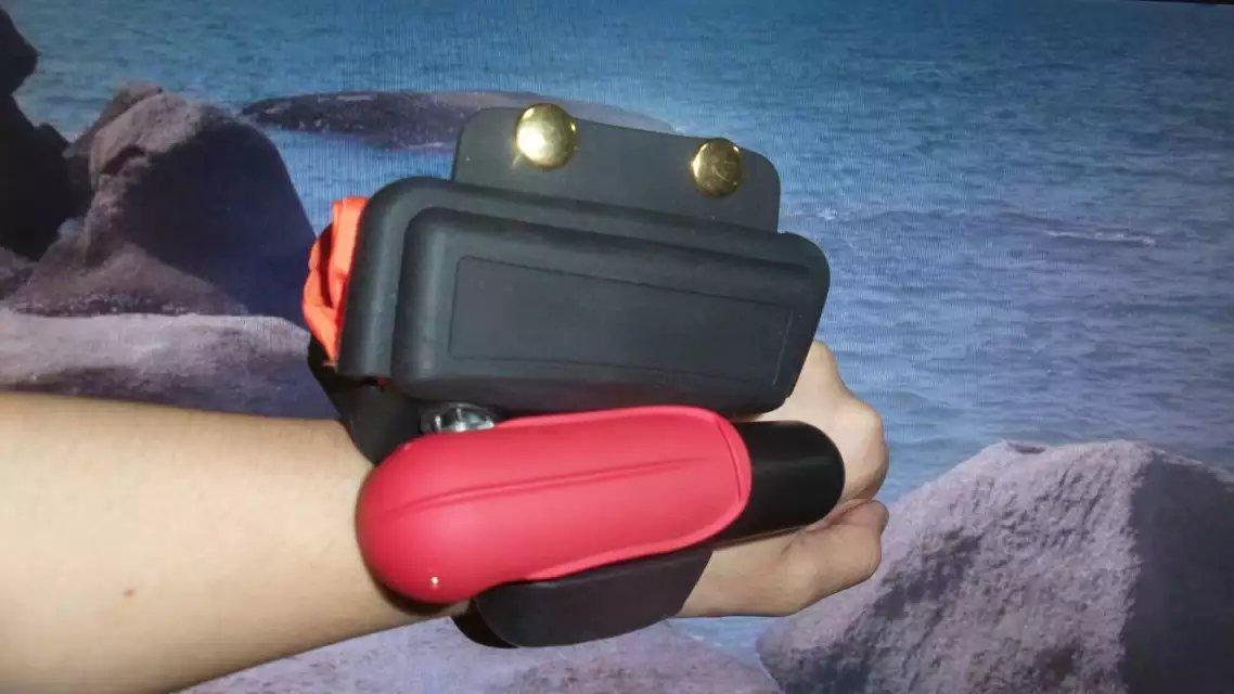 救生手环救生腕带夏季游泳防溺水自动膨胀救生设备