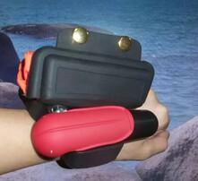 儿童成人防溺水腕带,CO2气瓶自动充气气囊,救生腕带,自动膨胀救生设备图片