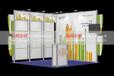 展览会议背景,展台搭建,外地快速布展