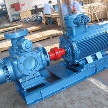 船用螺杆泵3G42x4A/RCB12-0.36导热油泵(振动很小)图片