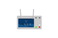 IP廣播_智能教室終端_NES-1081A型_高檔鋁合金拉絲面板、可桌面放置或壁掛安裝