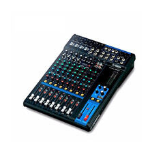 世邦12路帶效果器模擬調音臺功耗:22W圖片