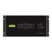 世邦插卡處理器機箱LCS-8636AT支持雙絞線和光纖傳輸輸入輸出信號卡