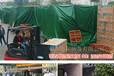 篷布制品成品货场帆布防水帆布加工帆布停车篷