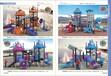 深圳兒童組合滑梯,珠海兒童滑梯,東莞戶外組合滑梯免費送貨廠家