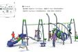 深圳小朋友滑梯,定做兒童玩具滑滑梯包安裝源頭廠家