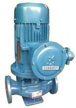 上海创新YG管道防爆泵防爆型油泵管道式油泵型号图片
