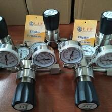 进口氧气钢瓶减压阀的安全使用方法
