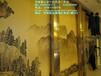 那天堂藝術3A-01優質新中式手繪絲綢墻紙,手繪金銀箔壁畫,無縫手工刺繡繪畫墻紙壁紙可個性訂制墻紙。壁紙壁布墻紙軟裝建材業