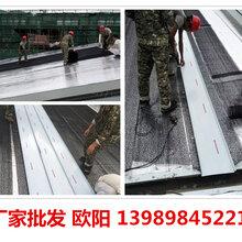 杭州别墅酒店图书馆屋面铝镁锰板430型400型0.7厚氟碳漆深灰色金属屋面板图片