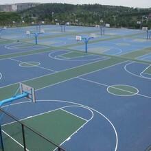 长春篮球场施工方案流程吉林篮球场建设